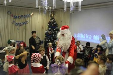 26 декабря 2012 г. - Новогодний карнавал у детей 3-7 лет