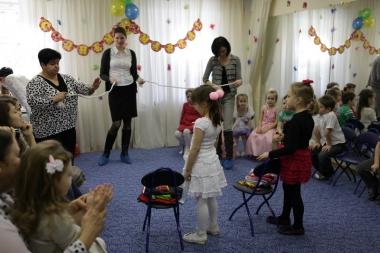 7 марта 2012 г. - Праздник 8 марта у детей 5-7 лет